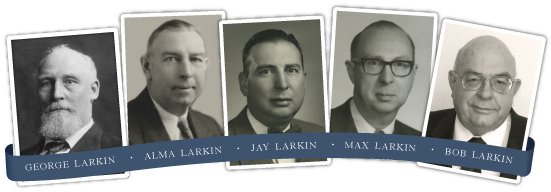 Larkin's Founders