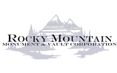 Rocky Mountain Monument & Vault Logo